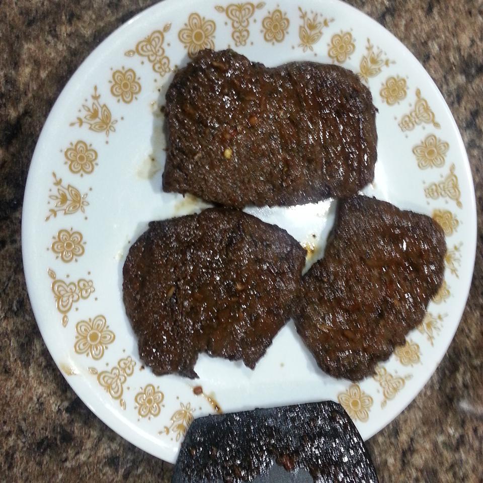 Emily's Marinated Venison Steaks kjscott