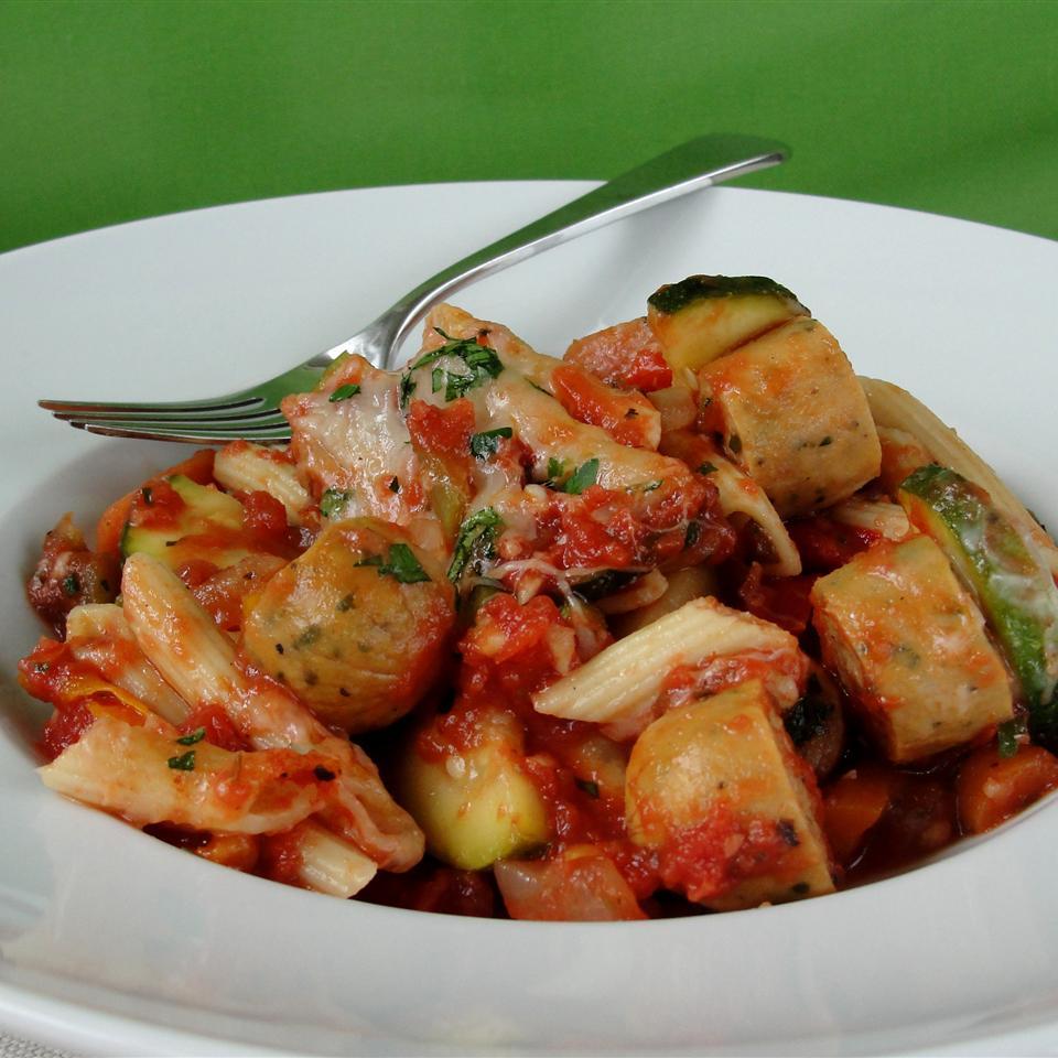 Contadina® Garden Vegetable Pasta Bake Rock_lobster