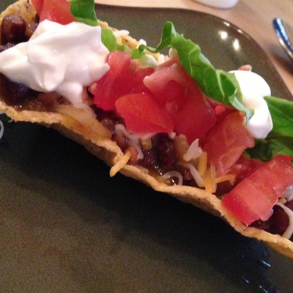 Black Bean Tacos Debrewski