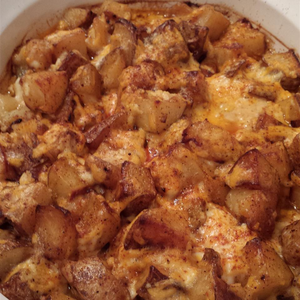Cheesy Ranch Potato Bake Nicole G.