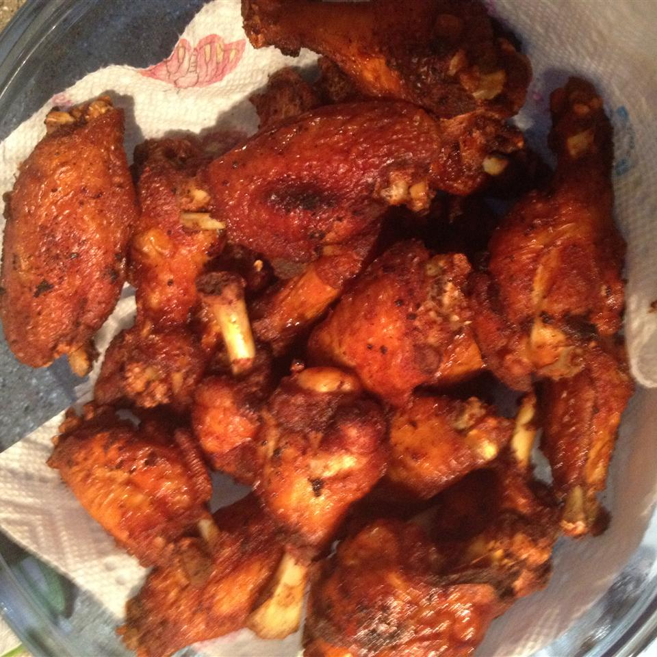 Kowloon's Chinese Chicken Wings dgolden