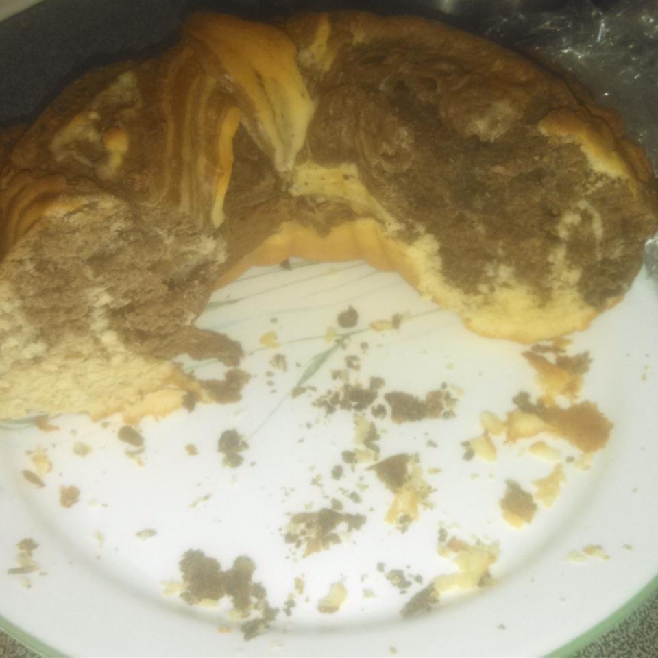 Oma's German Marble Cake Aidebug