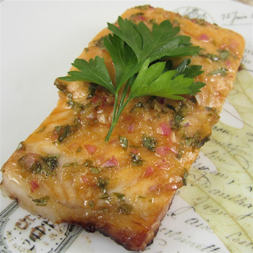 Amazing Salmon Marinade