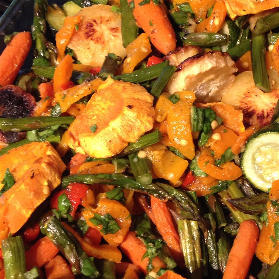 Roasted Vegetable Medley flavor7