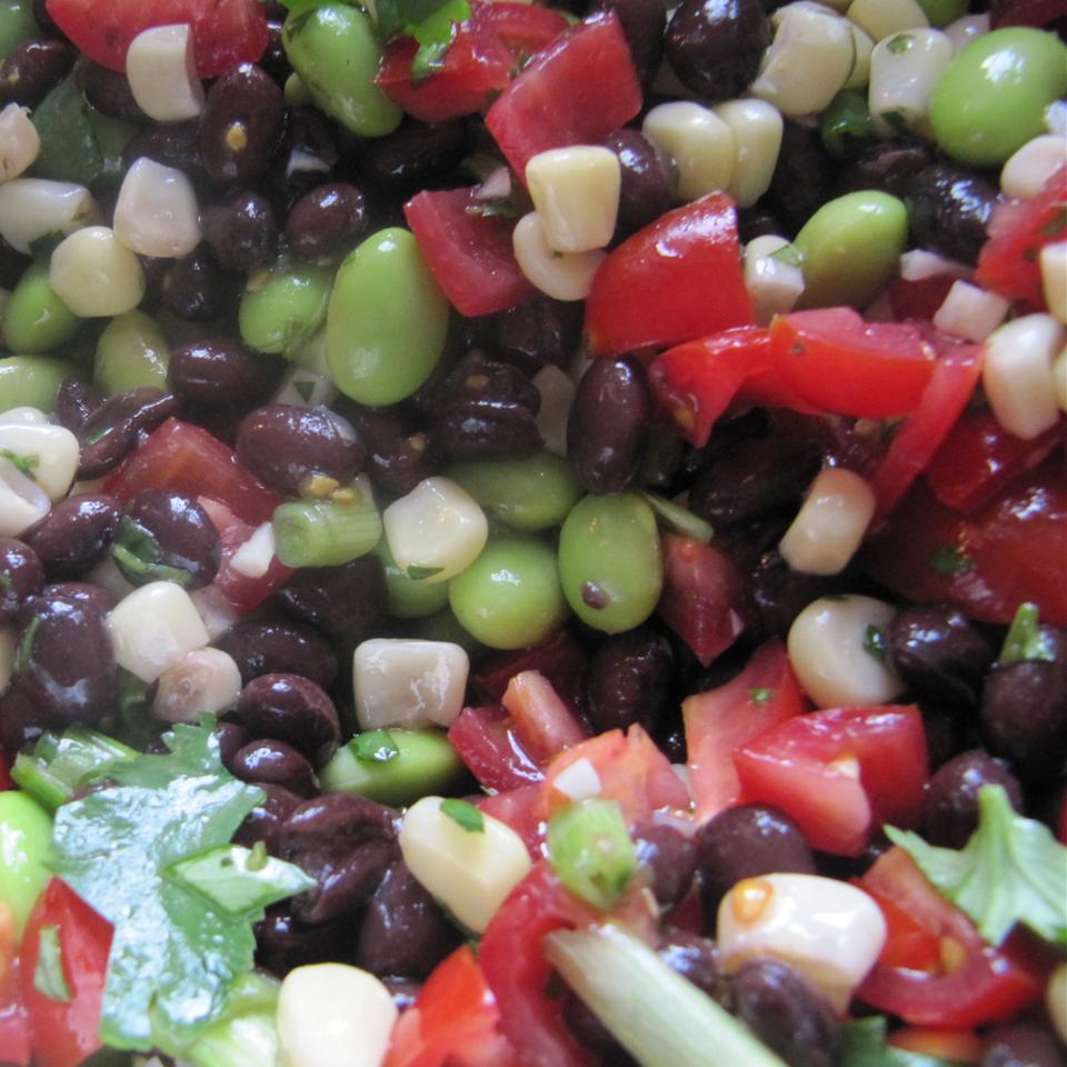 Healthy Garden Salad Jennifer Martin