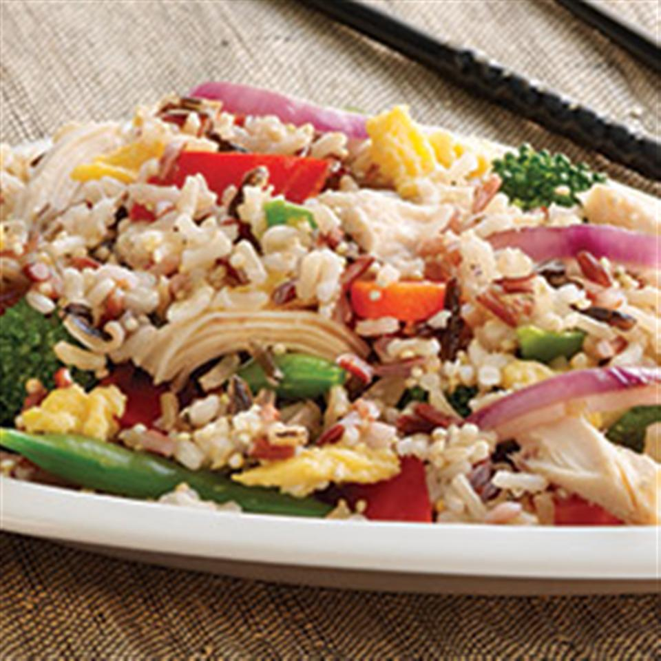 Chicken and Multi-Grain Stir Fry Trusted Brands