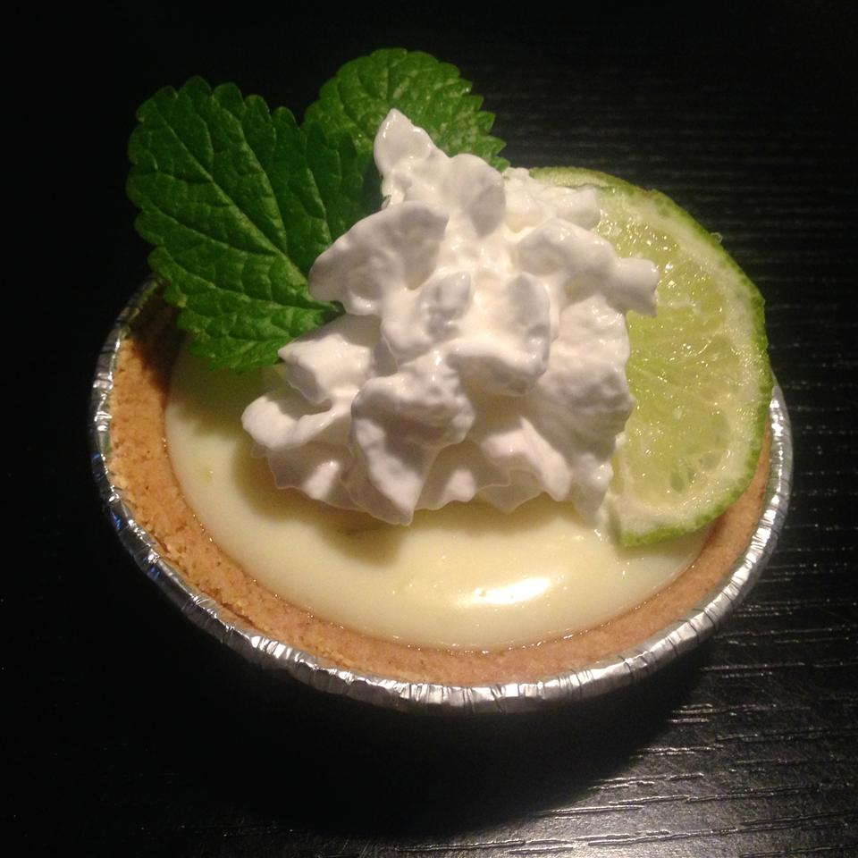 Mini Key Lime Pies MrsMiller