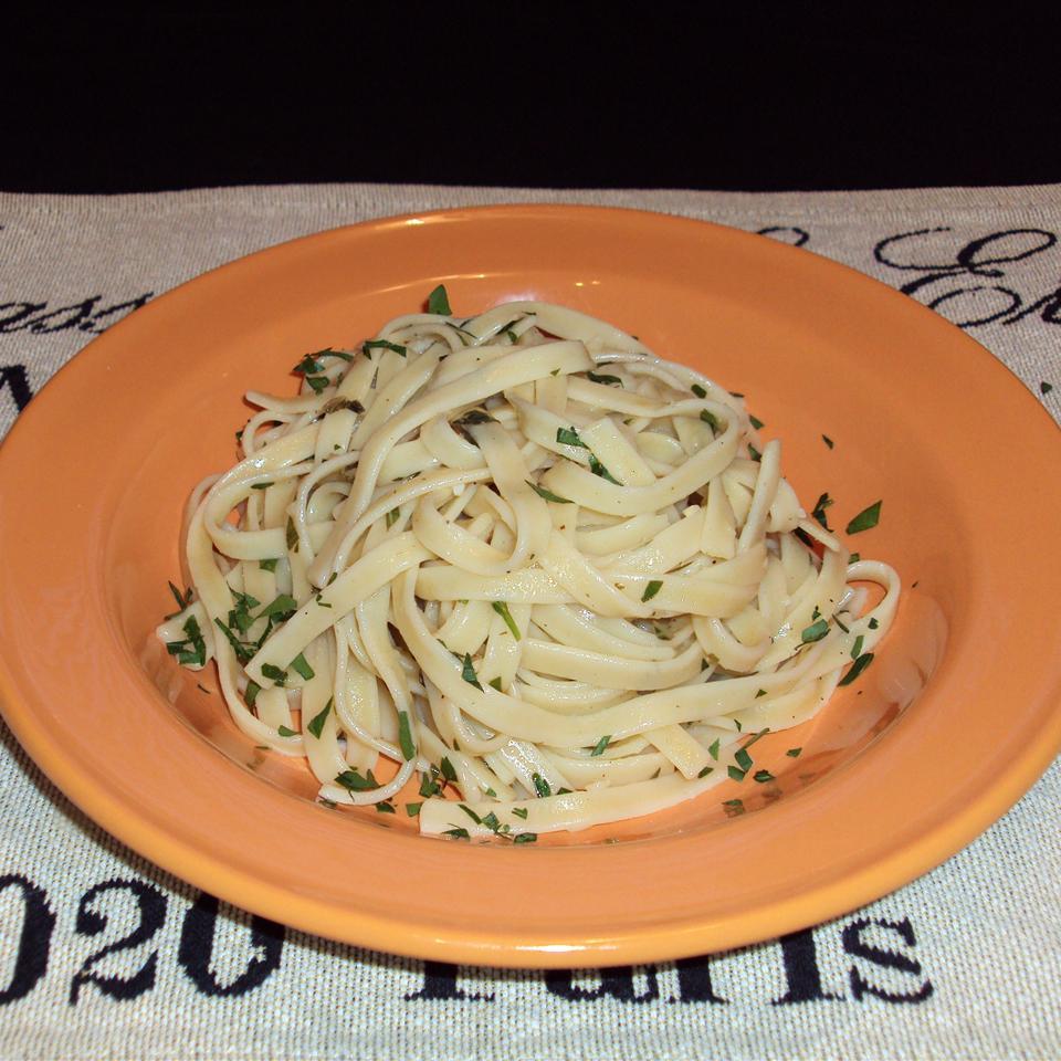 Marianna's Marinated Pasta Happyschmoopies