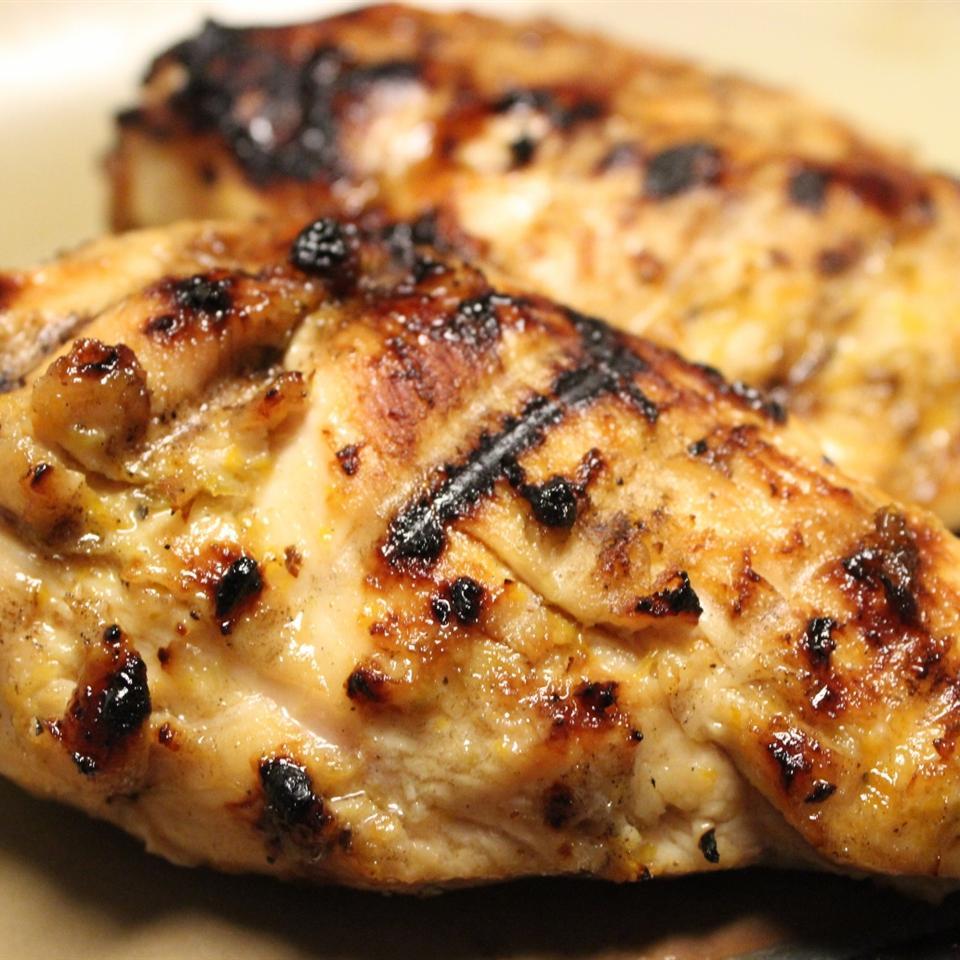 San Diego Grilled Chicken mommyluvs2cook