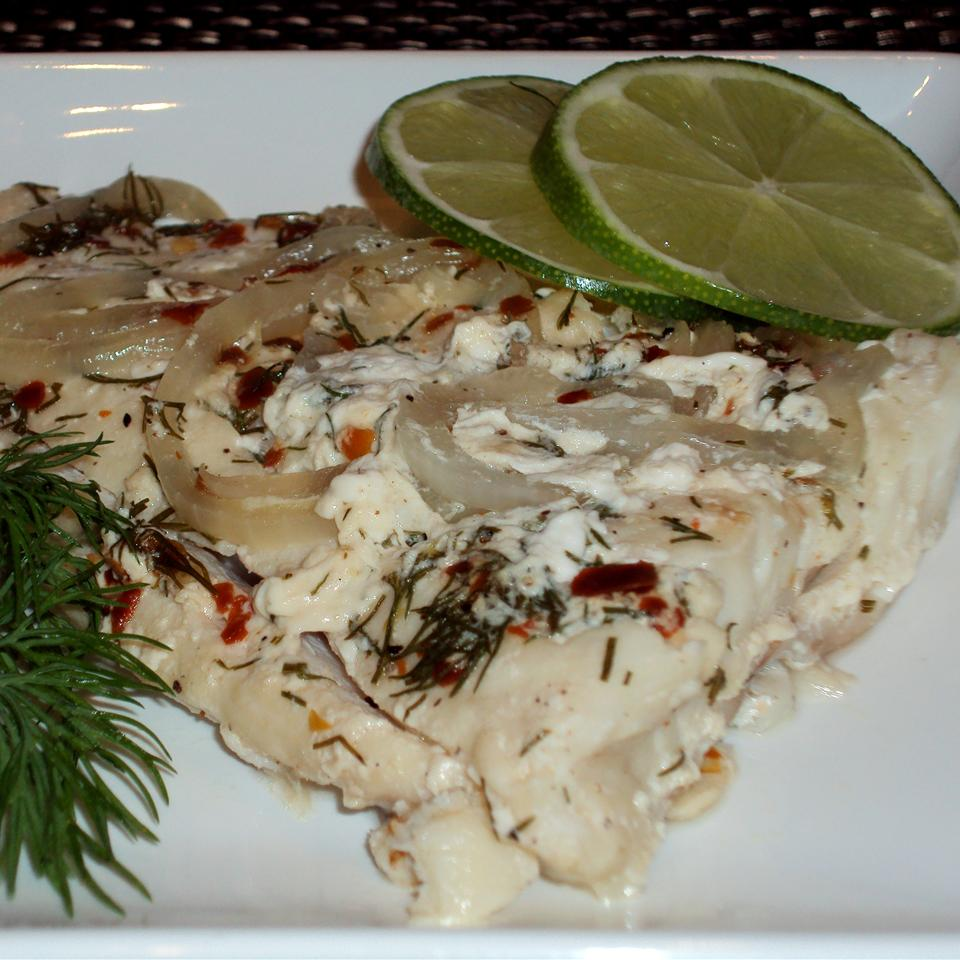 Spicy Lime and Dill Grilled Fish