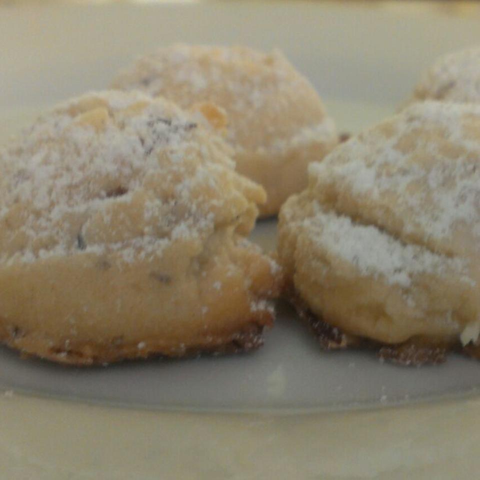 Russian Tea Biscuits