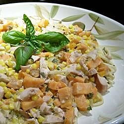 sweet potato chicken casserole recipe