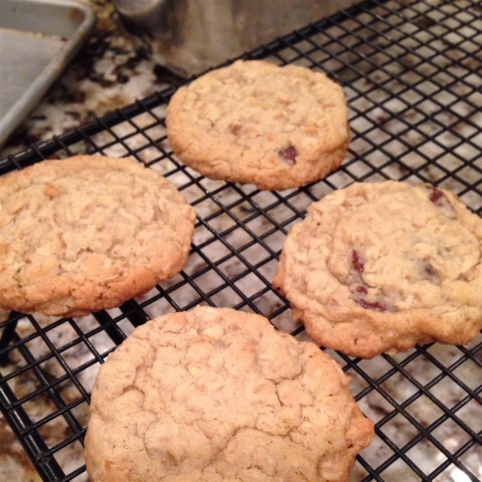 Bobbie's Oatmeal Cookies
