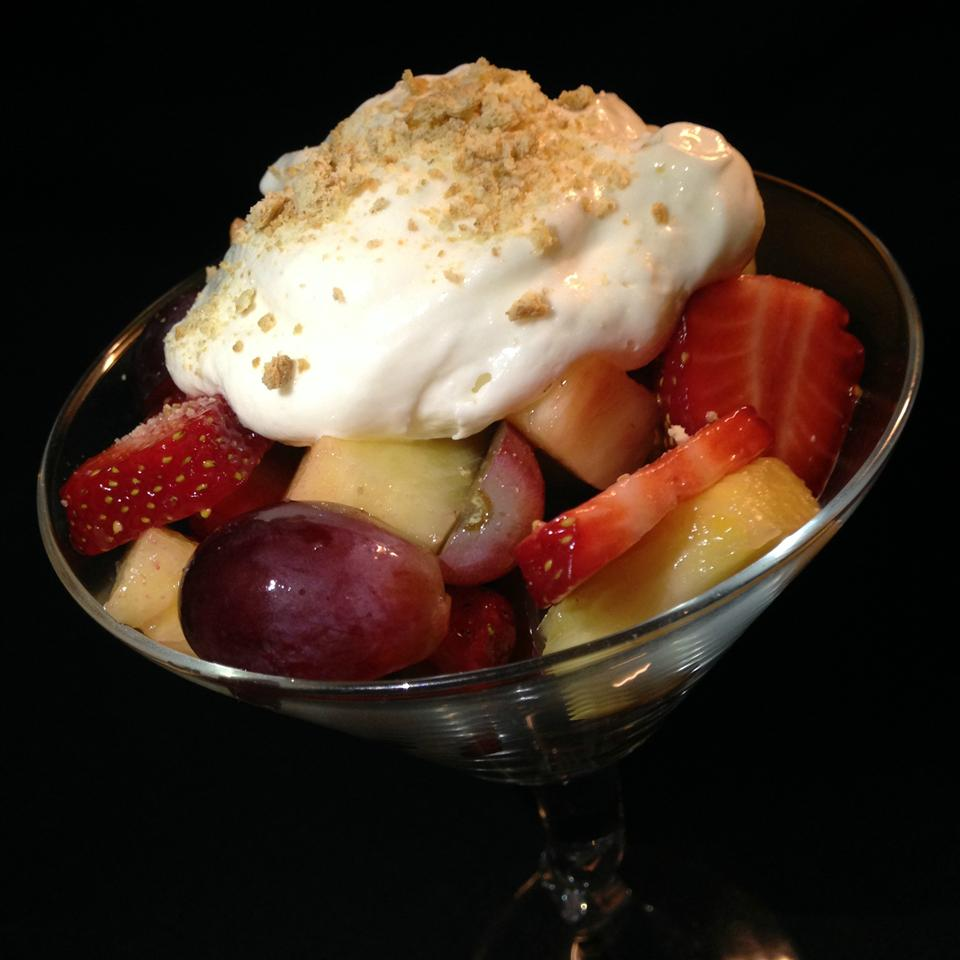 Quick Cream Cheese Fruit Dip