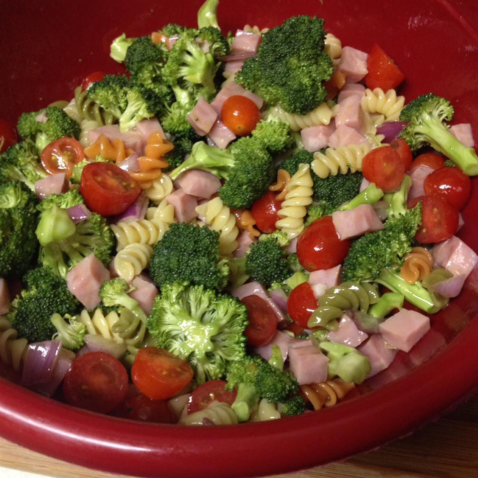 Ham Skroodle Salad mikealp
