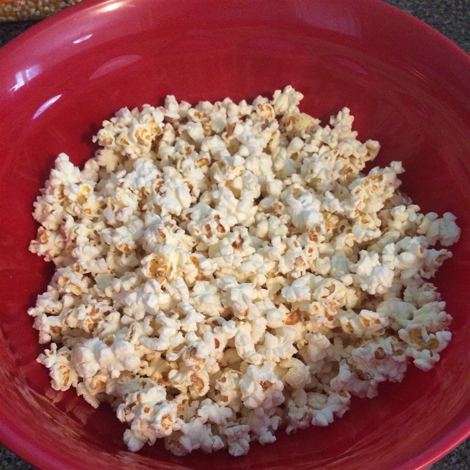 Microwave Popcorn April29