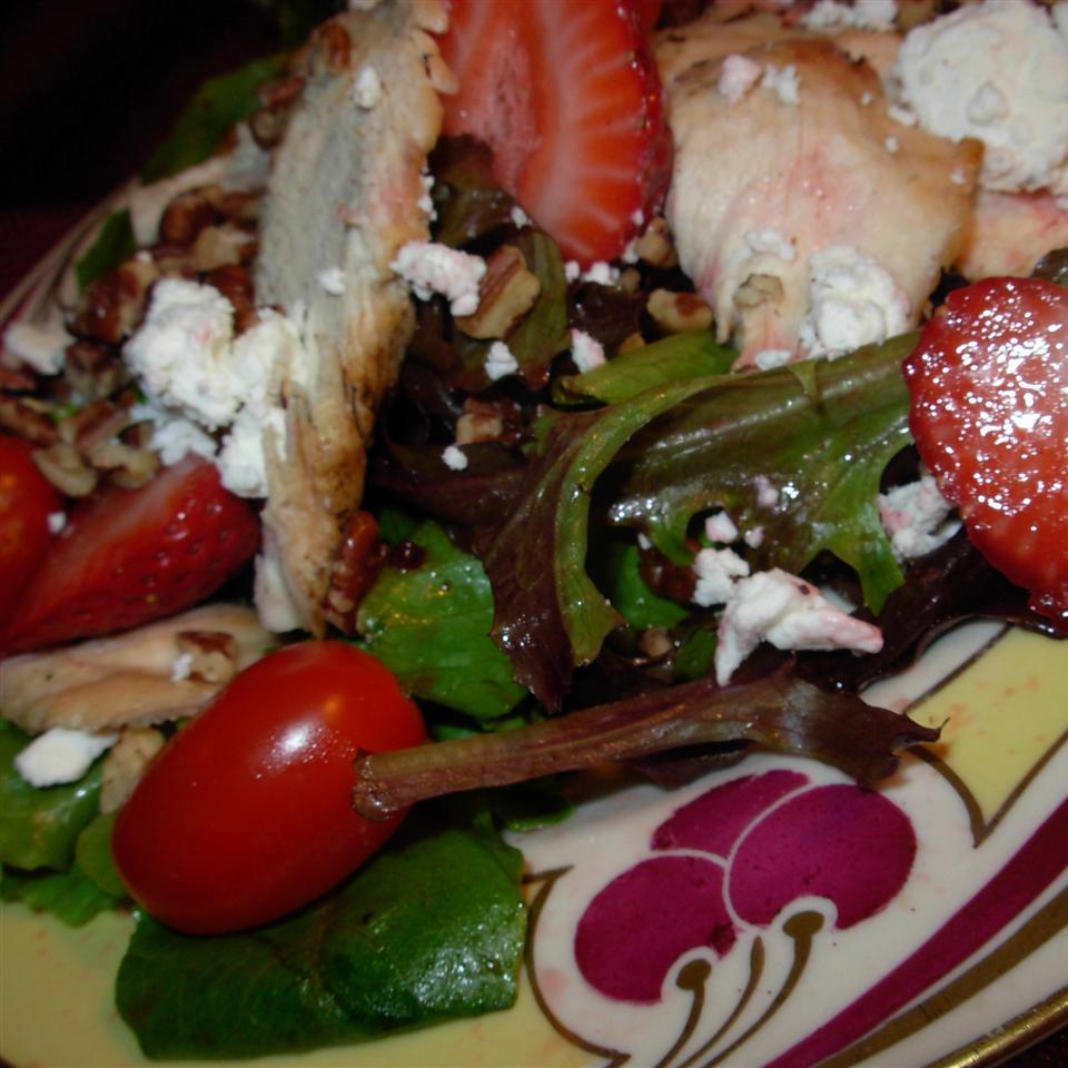 Strawberry and Feta Salad II Suz