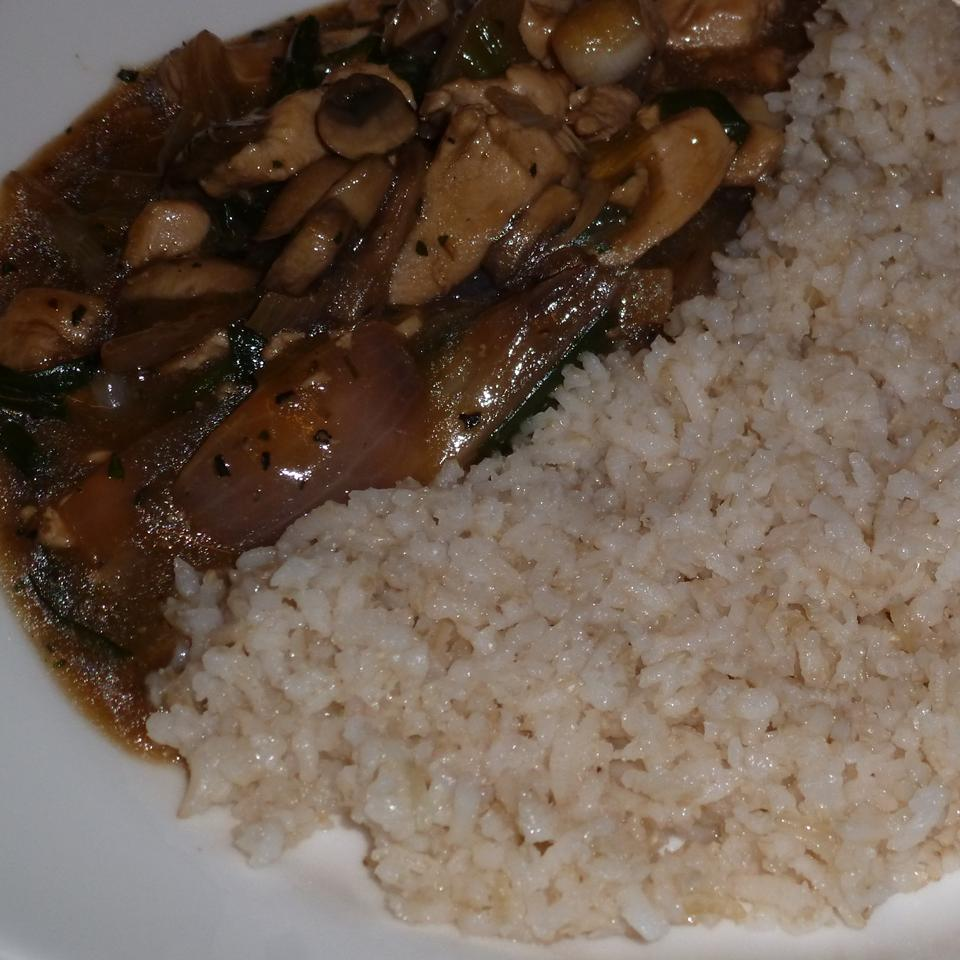 Spicy Basil Chicken ahujasunil