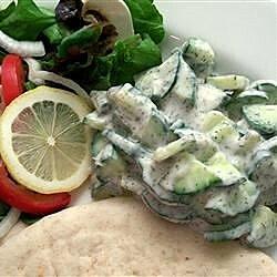 recipe persian cucumber yogurt maast o khiar