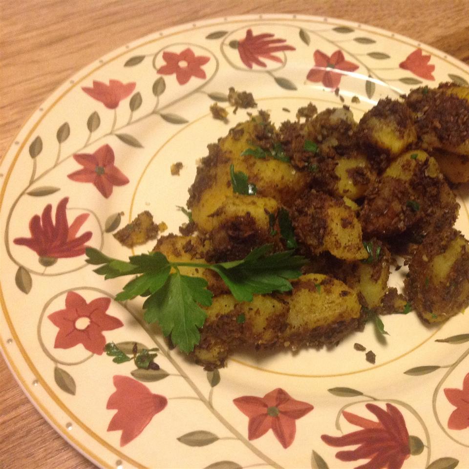 Curried Cumin Potatoes
