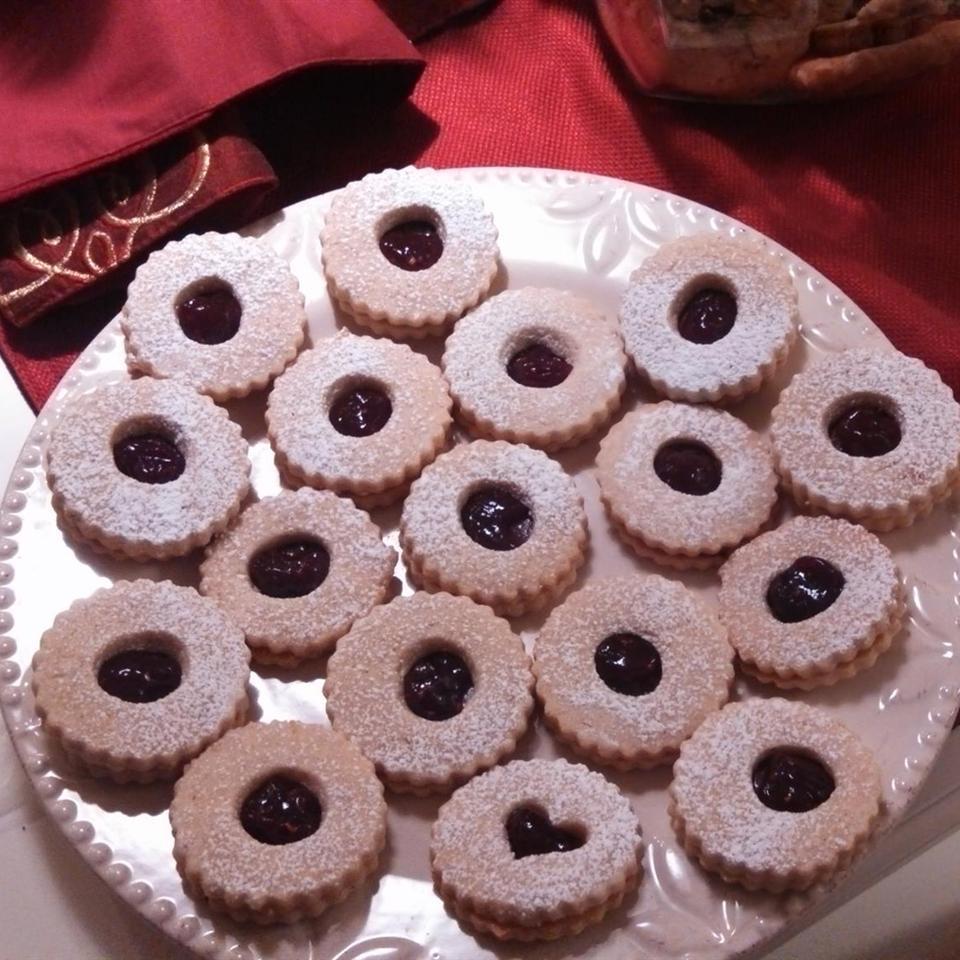 Linzer Torte Cookies Shar44