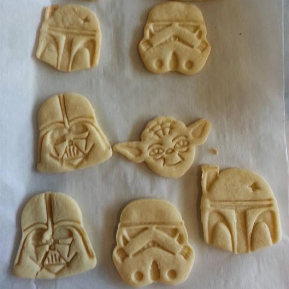 Dawn's Sugar Cookies Dawn