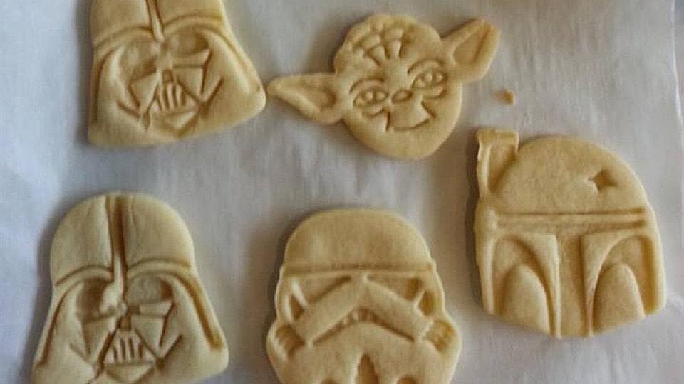Dawn's Sugar Cookies