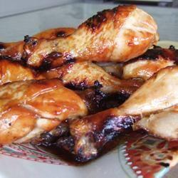 Mahogany Chicken Wings