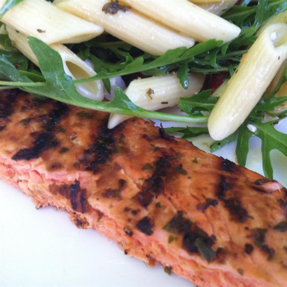 Amazing Salmon Marinade CJ