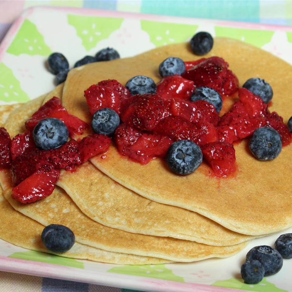 Gluten Free Protein Pancakes stephers_1