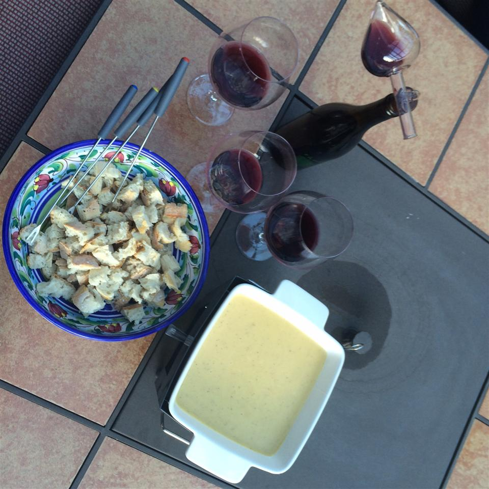 The Best Swiss Cheese and Beer Fondue Sarah Hoyt