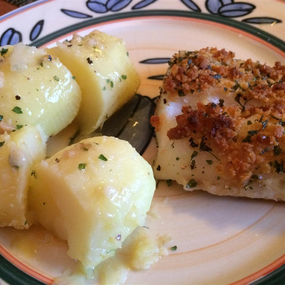 Perfect Ten Baked Cod Salvinelli