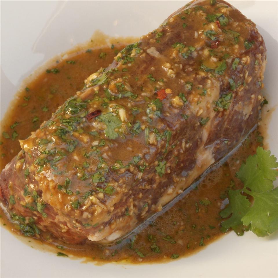 Coriander (cilantro) Steak Marinade