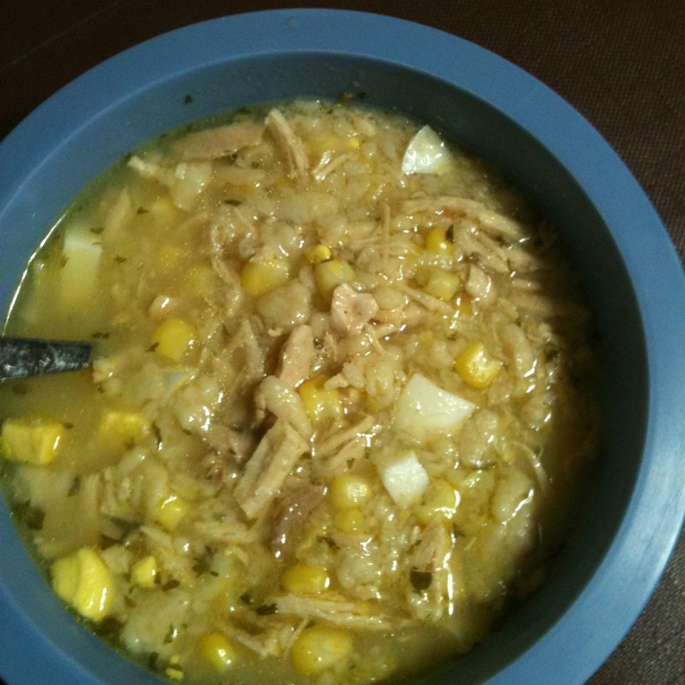 Chicken Corn Soup I