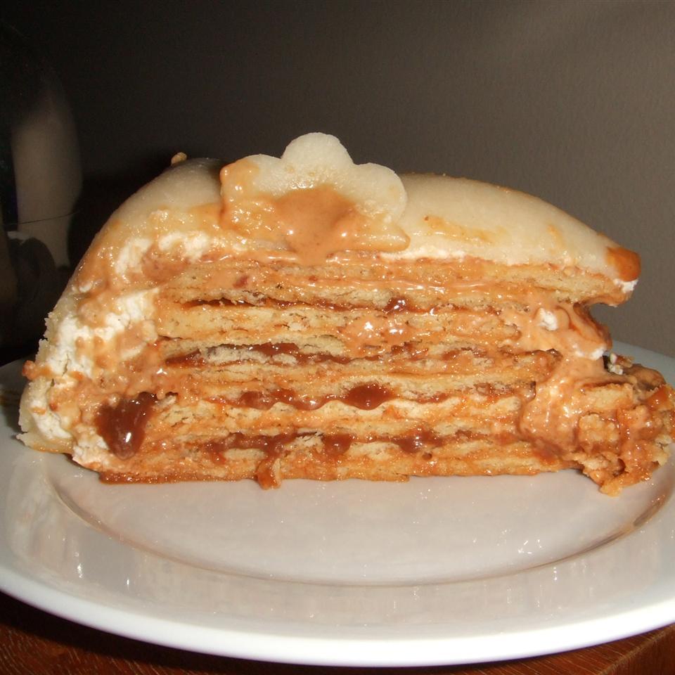 Torta De Hojas E C Kelly