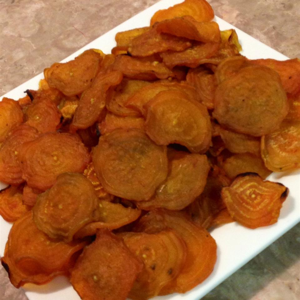 Hunter's Beet Chips Josephine Roeper