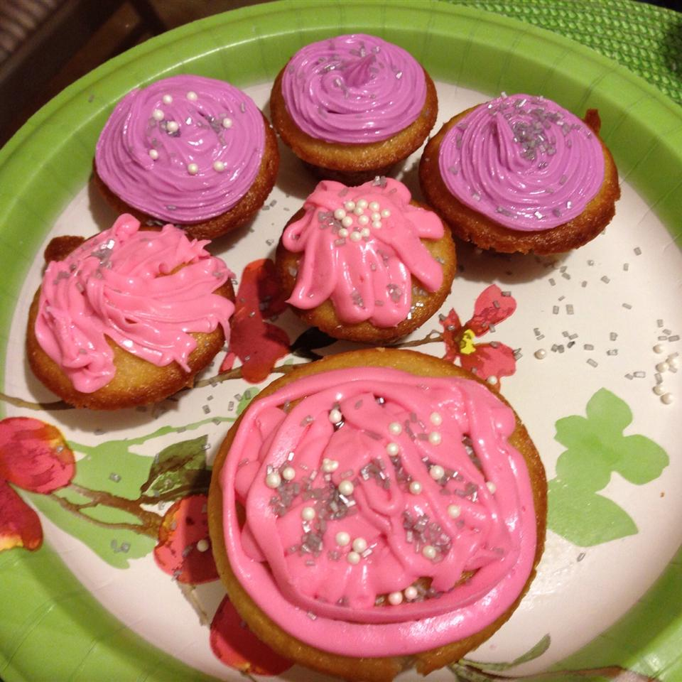 Pink Valentine Frosting Buttercup