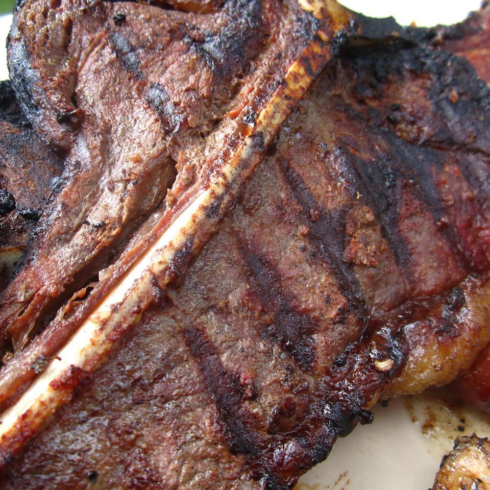 Elk Steak Marinade pomplemousse