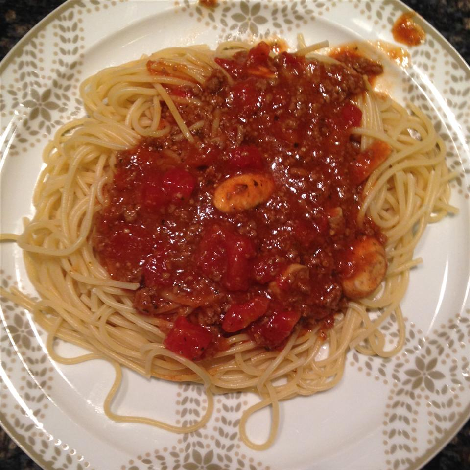 Spaghetti Bolognese Louise Stephenson