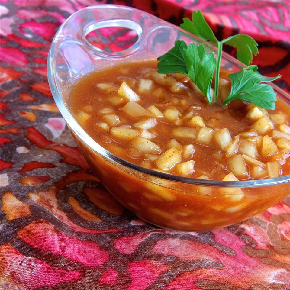 Sher-a-Punjab Onion Chutney