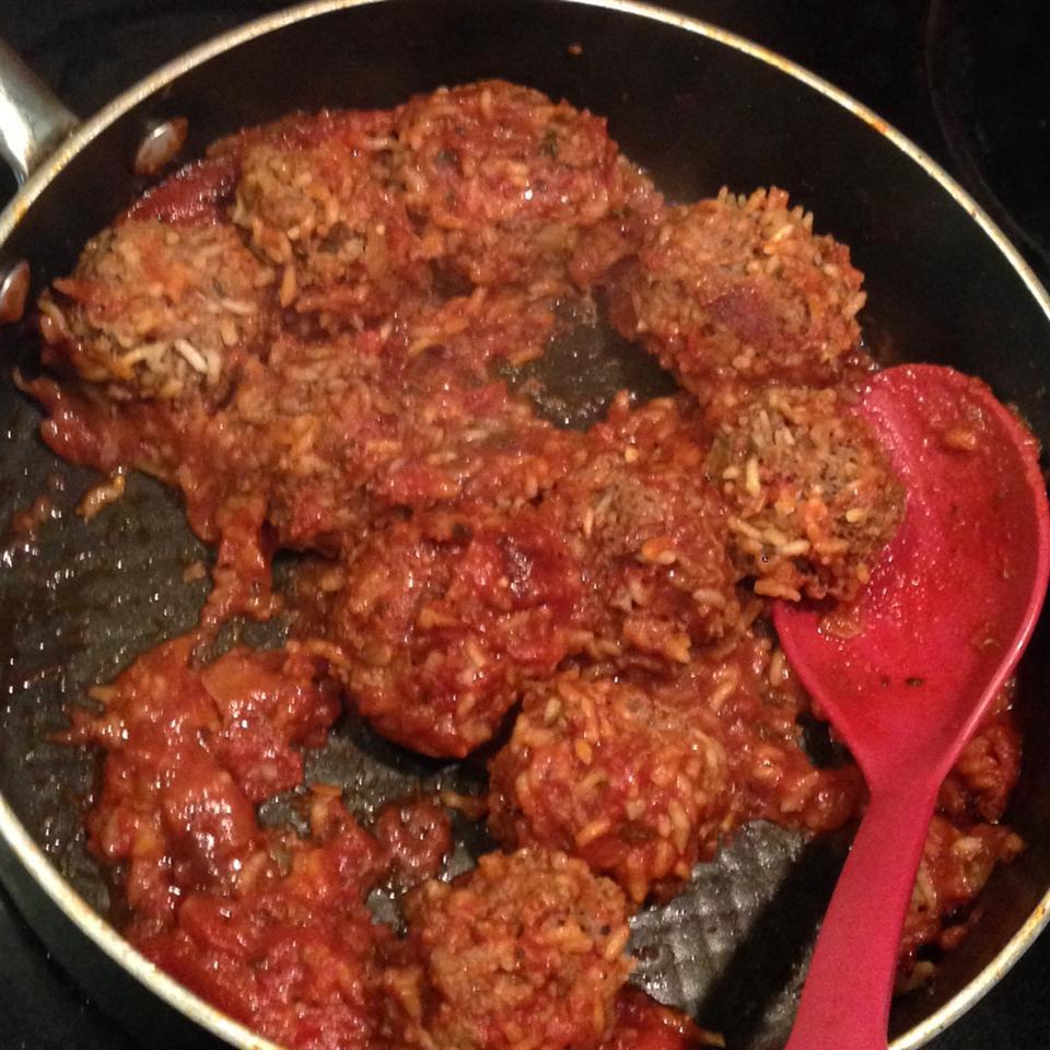 Melinda's Porcupine Meatballs ambertermine