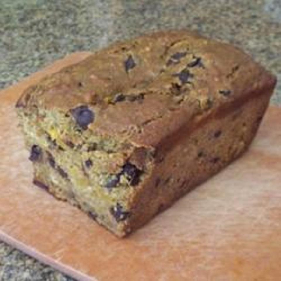 Drunken Chocolate Pumpkin Bread