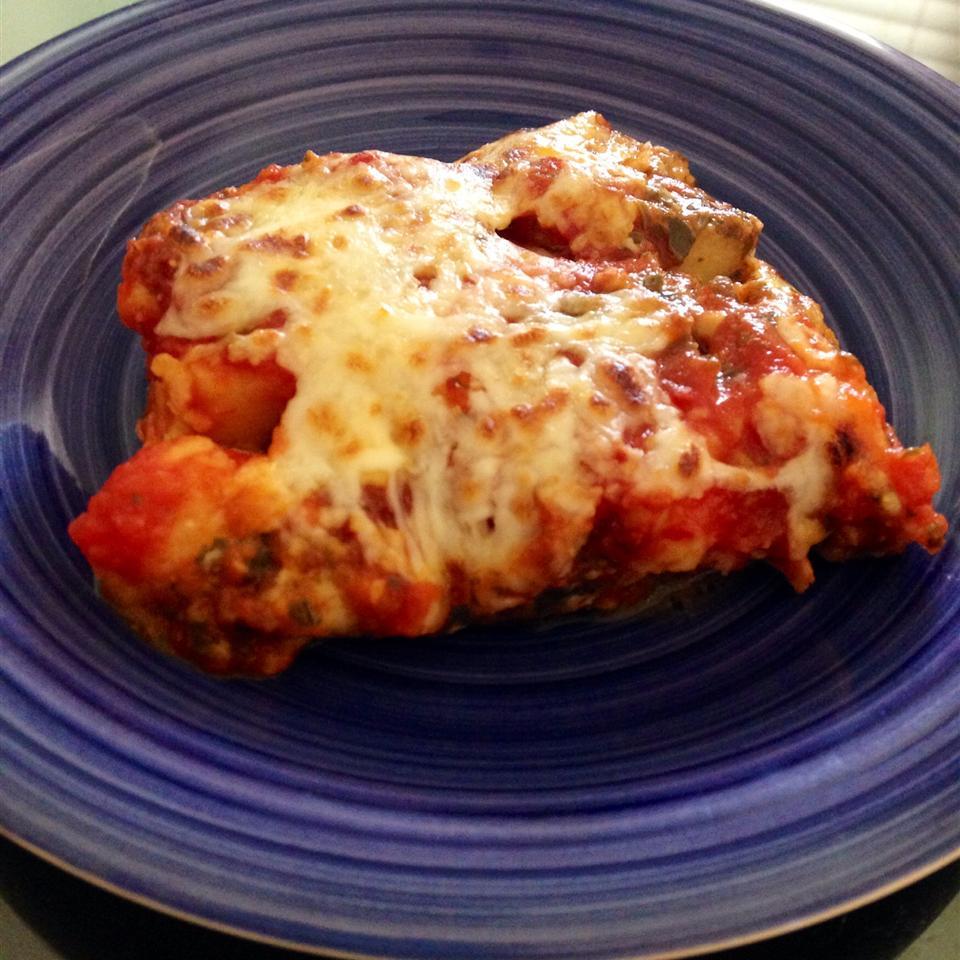 Pesto Polenta Lasagna Christine P