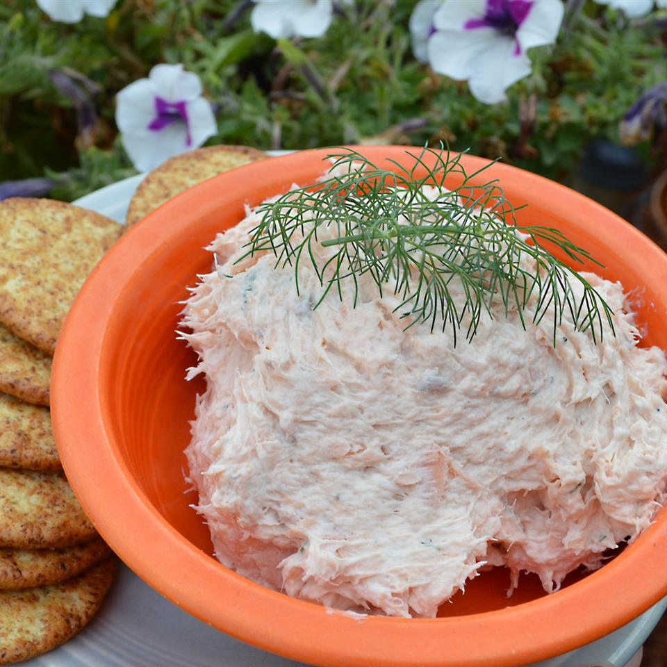 The Best Smoked Salmon Spread Scotdog