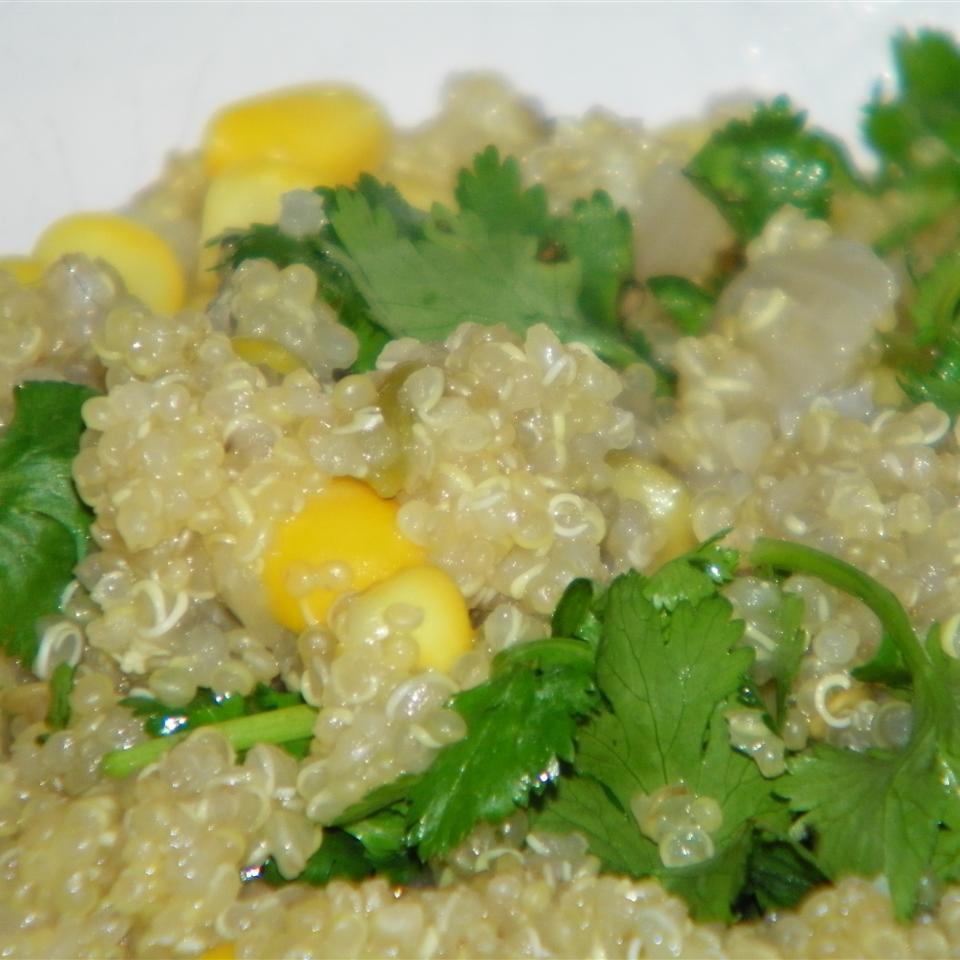 Cilantro Lime Quinoa Seattle2Sydney