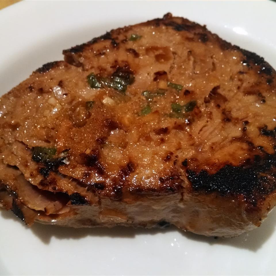 Asian Sesame Seared or Grilled Tuna (Gluten Free) Kathryn McCauley