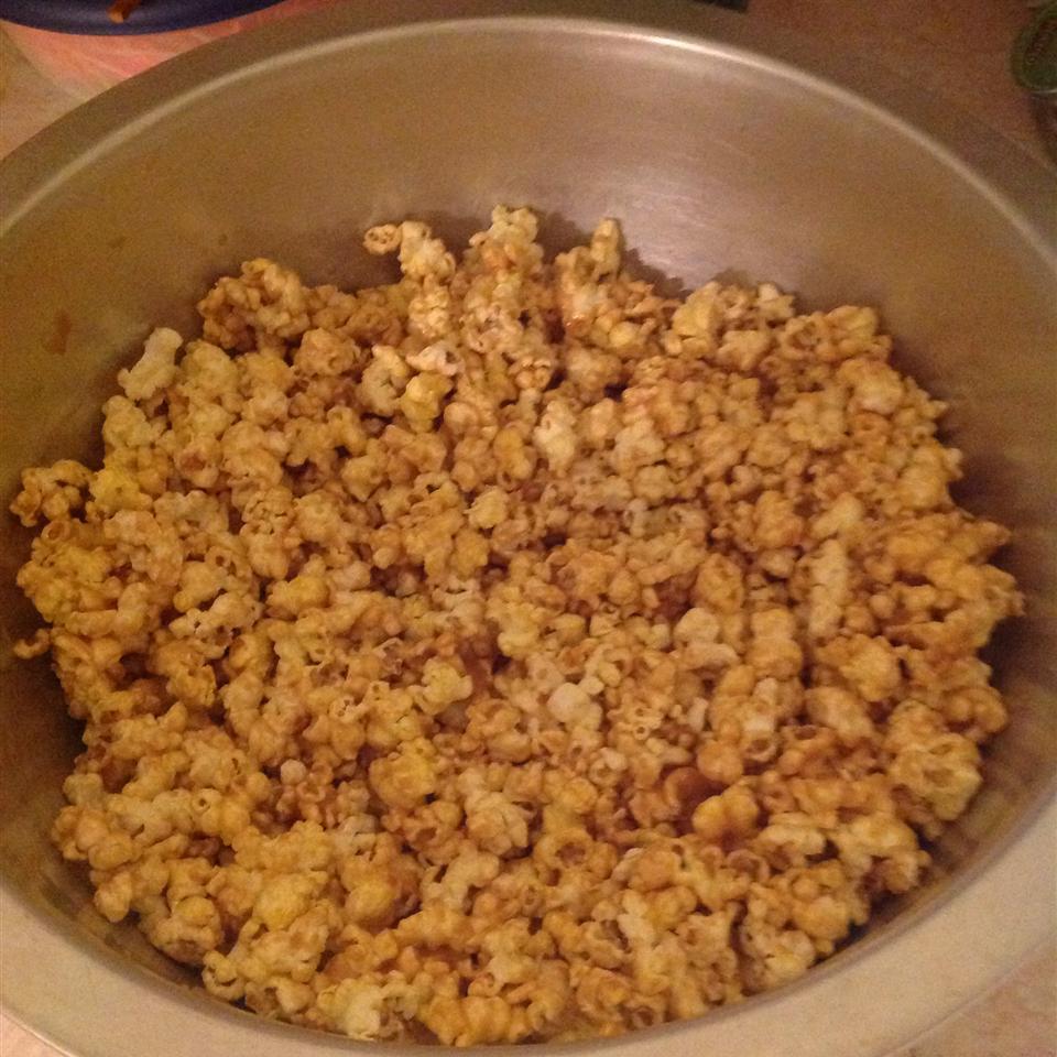 Protein Popcorn TimG