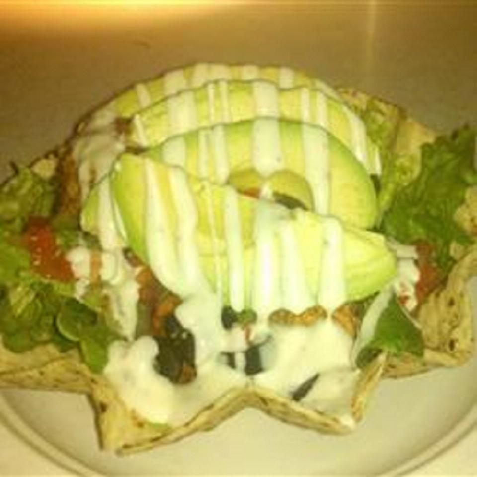 Southwest Chicken Taco Salad Angela T.