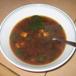 Miso Soup I Laura