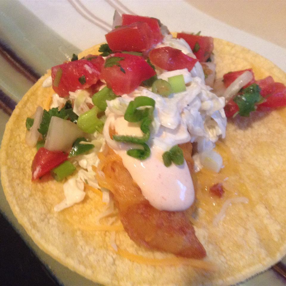 Baja Style Fish Tacos neonstar12668